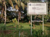 """Miris""""Kondisi Taman di Kalideres Tidak Tersentuh Pembangunan atau Perawatan Dari Pemda"""