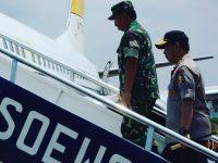 TNI-Polri Tidak Akan Mentolerir Hal- hal Yang Dapat Mengganggu Jalannya Demokrasi