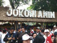 Relawan Jokowi – Amin Gelar Syukuran Di Rumah Inspirasi