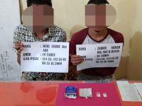 Team Macan Polres Merangin Kembali Bekuk Dua Bandar Narkoba