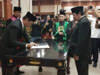 Walikota Jakarta Barat : Dewan Kota Diharapkan Dapat Membantu Mensukseskan Program Pemerintah