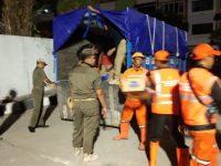 Ribuan Kotak Nasi Dan Air Mineral Distribusikan Dinsos Untuk Imigran Pencari Swaka